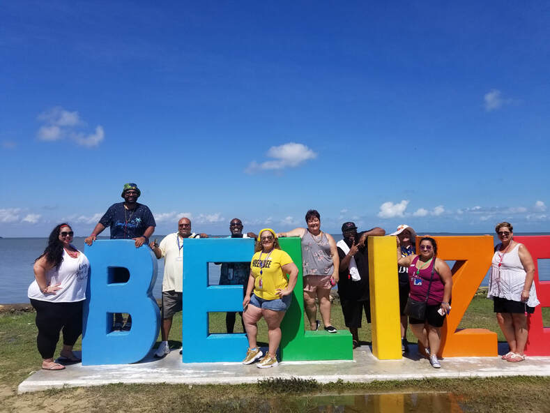Curvy Ventures Cruise to Belize - Curvy Ventures Plus Size Travel and Entertainment