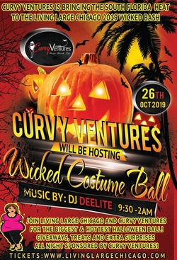 Curvy Ventures Plus Size Entertainment - Wicked Bash Chicago